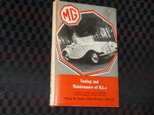 Tuning and Maintenance of M.G.'s (Philip Smith 1971)